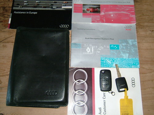 2000 AUDI RS4 B5 AVUS SILVER LHD For Sale (picture 5 of 6)