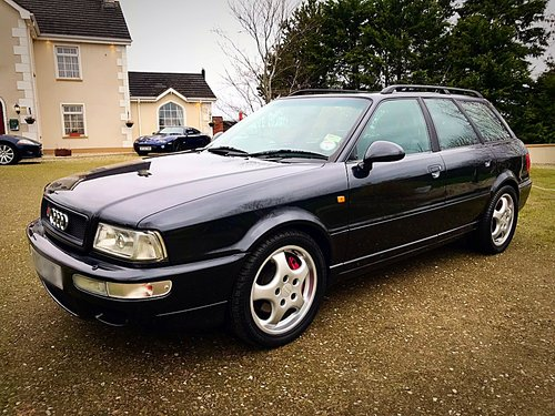 1994 AUDI RS2 AVANT RHD - 1 OF 180 PRODUCED 2 OWNERS FSH - PX ? For Sale (picture 3 of 6)