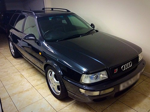 1994 AUDI RS2 AVANT RHD - 1 OF 180 PRODUCED 2 OWNERS FSH - PX ? For Sale (picture 6 of 6)