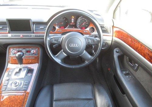 2005 AUDI A8 4.2 V8 QUATTRO 4 WHEEL DRIVE AUTOMATIC  SOLD (picture 5 of 6)