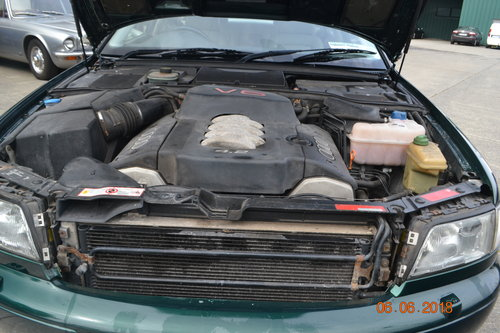 1999 Audi S8 For Sale (picture 1 of 6)