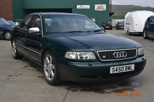 1999 Audi S8 For Sale (picture 2 of 6)