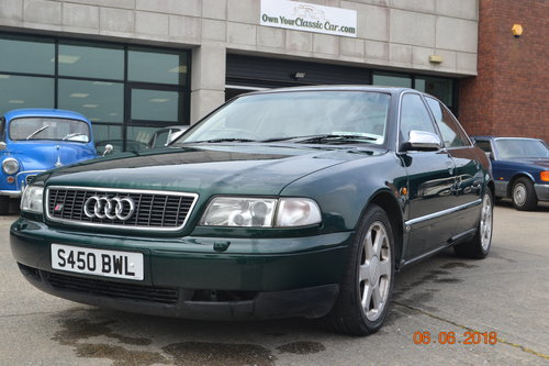 1999 Audi S8 For Sale (picture 3 of 6)