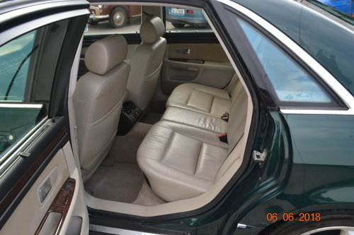1999 Audi S8 For Sale (picture 4 of 6)