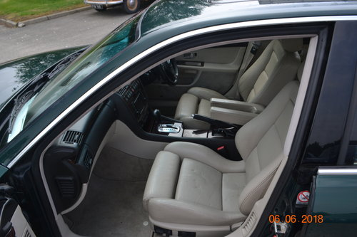 1999 Audi S8 For Sale (picture 5 of 6)