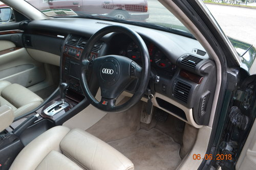 1999 Audi S8 For Sale (picture 6 of 6)