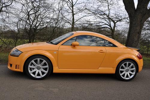 2004 Stunning - Rare colour Audi TT 3.2. V6 Quatro DSG SOLD (picture 4 of 6)