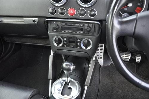2004 Stunning - Rare colour Audi TT 3.2. V6 Quatro DSG SOLD (picture 5 of 6)