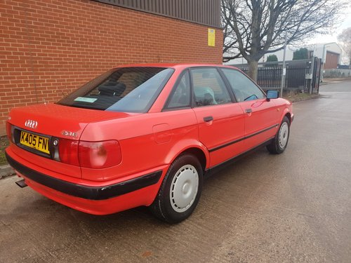 1993 Audi 80 2.0 Automatic For Sale (picture 2 of 6)