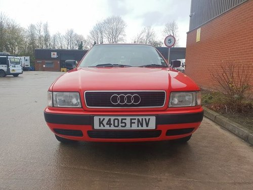 1993 Audi 80 2.0 Automatic For Sale (picture 6 of 6)