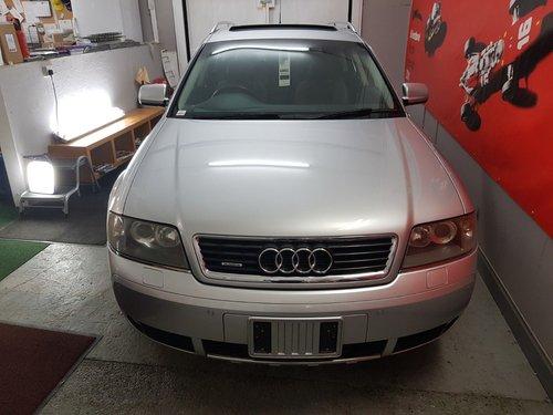 2004 Audi Allroad Quattro SOLD (picture 3 of 6)