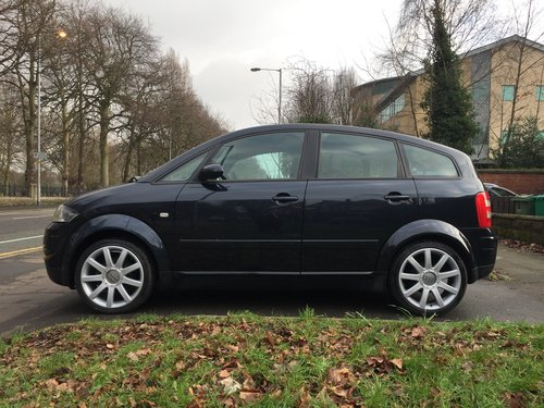 2000 Excellent Low Mileage and cared for Audi A2 1.4 For Sale (picture 5 of 6)