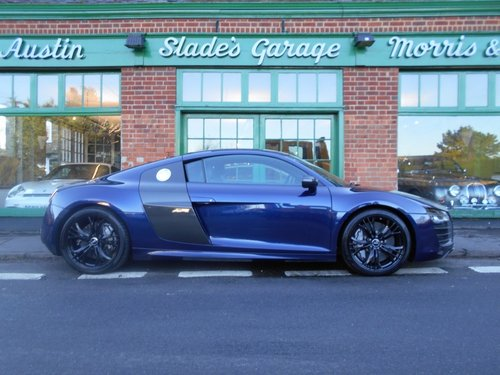 2013 Audi R8 Coupe 5.2 V10 PLUS S-Tronic  SOLD (picture 1 of 4)