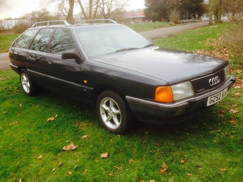 1989 Quattro Avant Manual For Sale (picture 1 of 6)