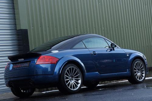 2005 Audi TT Quattro Sport, Blue, 116k, Recaro's, BOSE, FSH. SOLD (picture 2 of 6)