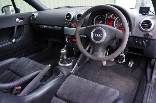 2005 Audi TT Quattro Sport, Blue, 116k, Recaro's, BOSE, FSH. SOLD (picture 4 of 6)