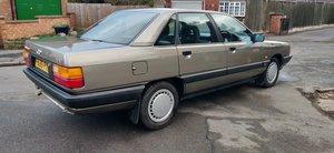 1988 Audi 100 2.2e Manual, MOT Nov-2019, 90k miles For Sale