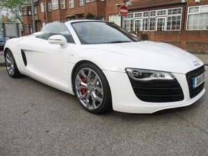 2011 Audi R8 V10 Spyder: 16 Feb 2019 For Sale by Auction