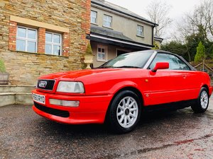 1996 Audi cabriolet 2.0 ltr For Sale