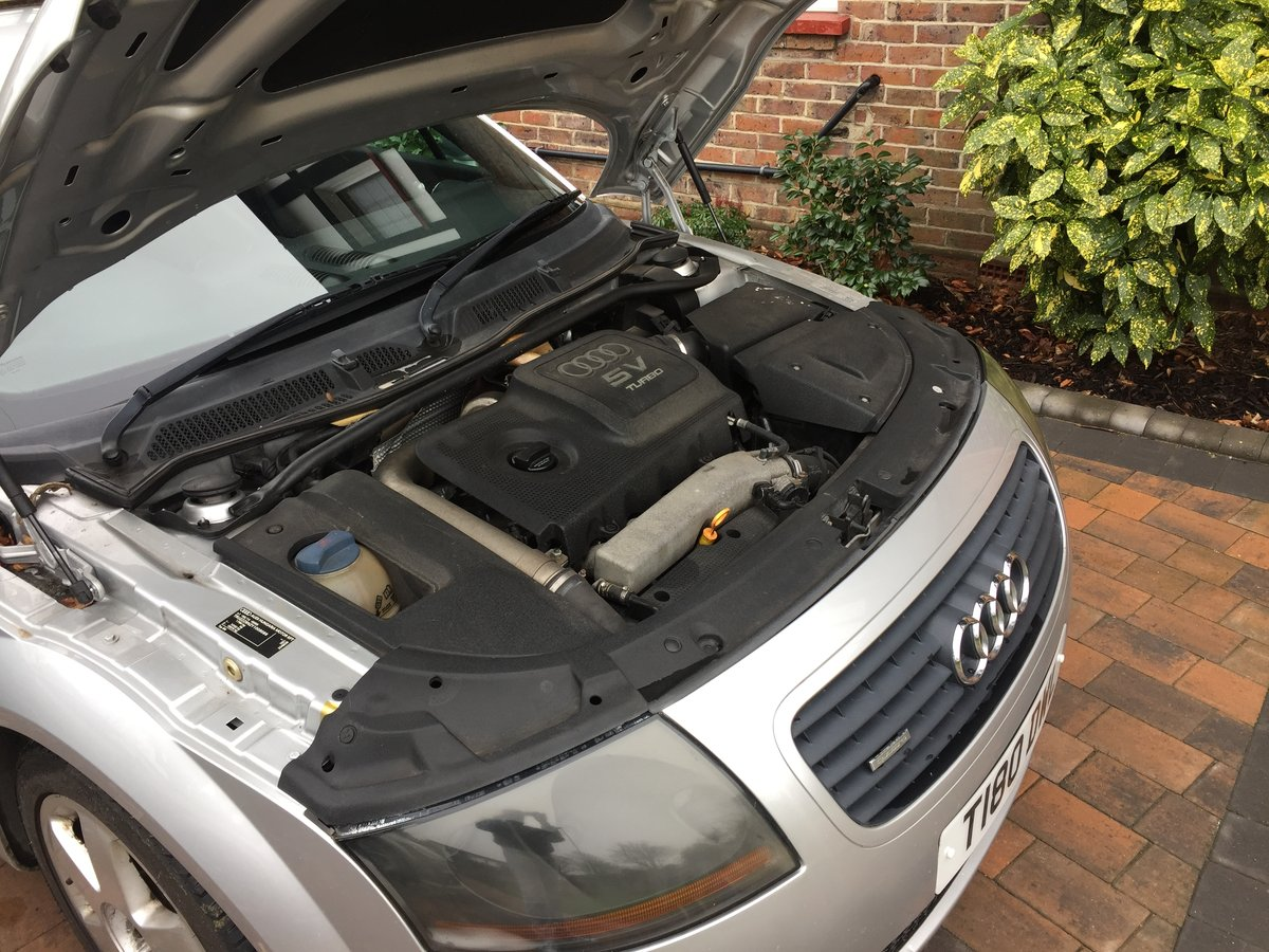 1999 Rare early Treg Audi TT 225 Launch spec SOLD (picture 5 of 6)