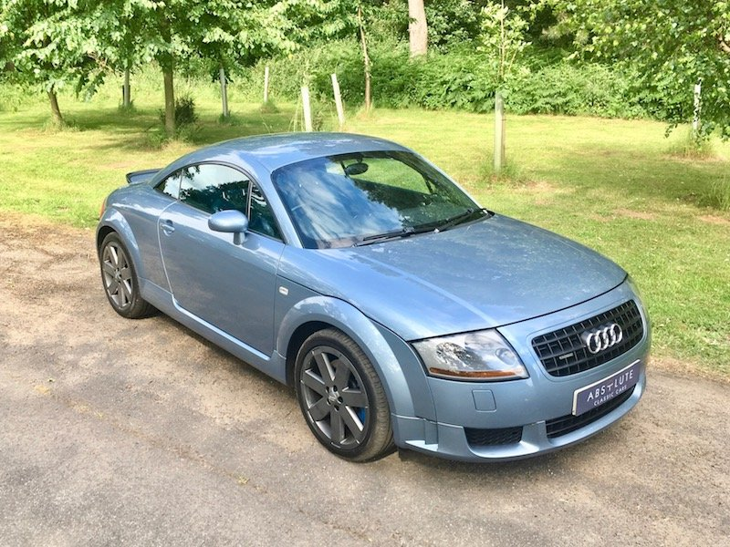 2004 Audi TT 3.2 V6 - 6 speed Manual, FSH, only 45K miles! SOLD (picture 1 of 6)