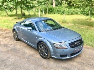2004 Audi TT 3.2 V6 - 6 speed Manual, FSH, only 45K miles! SOLD