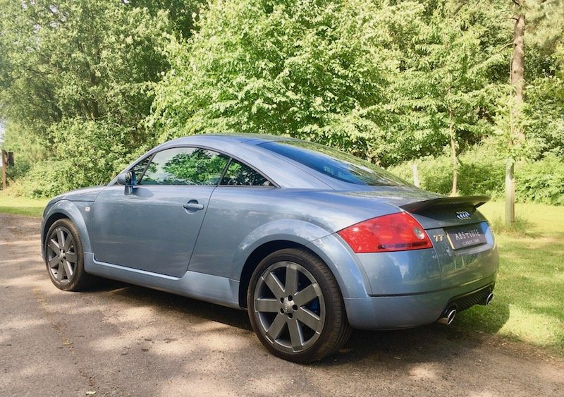 2004 Audi TT 3.2 V6 - 6 speed Manual, FSH, only 45K miles! SOLD (picture 2 of 6)