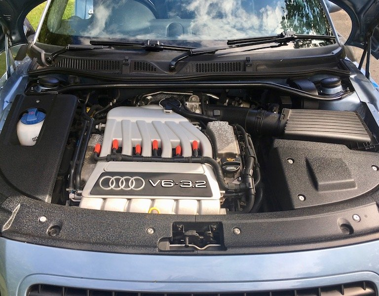 2004 Audi TT 3.2 V6 - 6 speed Manual, FSH, only 45K miles! SOLD (picture 6 of 6)