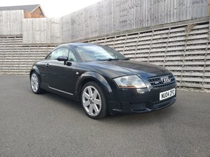 2004 Audi TT 3.2 V6 Quattro Coupe Manual For Sale