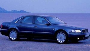 2000 Audi S8 Quattro Sport 360 Manual (AUDI FSH) FULL!! For Sale