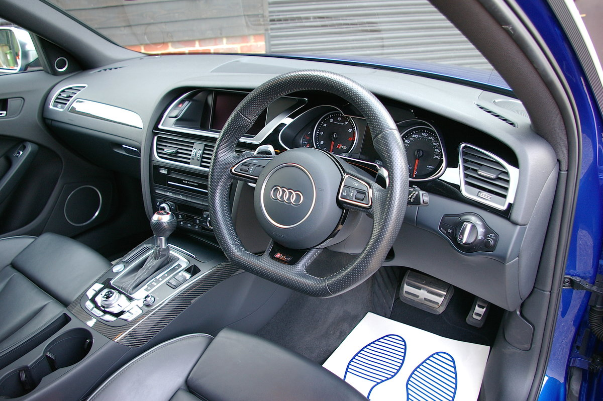 2014 Audi B8 RS4 4.2 FSI Quattro Avant Auto (36,893 miles) SOLD (picture 4 of 6)