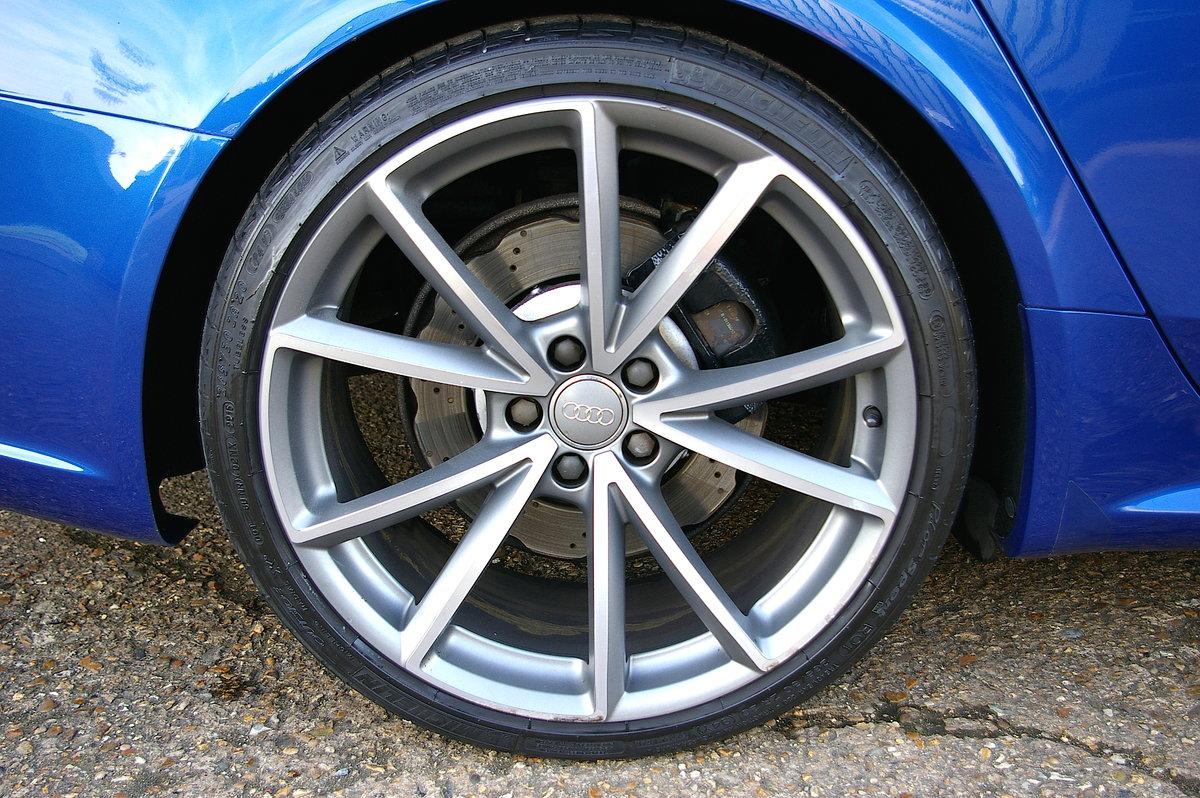 2014 Audi B8 RS4 4.2 FSI Quattro Avant Auto (36,893 miles) SOLD (picture 5 of 6)
