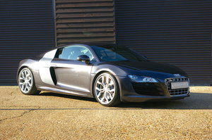 2009 Audi R8 5.2 V10 Coupe 6 Speed Manual (33,426 miles) SOLD