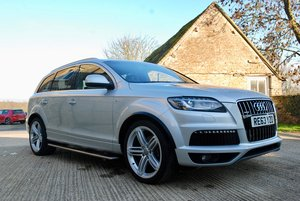 2014 AUDI Q7 3.0 TDI S LINE PLUS TIP For Sale