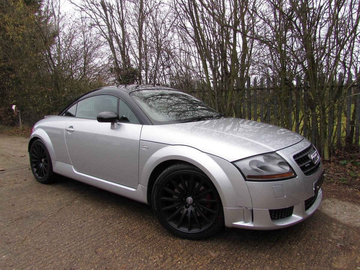 2005 Audi TT Quattro Sport Limited Edition (Recaro Bucket Seats) For Sale (picture 1 of 6)