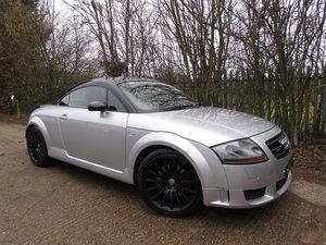 2005 Audi TT Quattro Sport Limited Edition (Recaro Bucket Seats) For Sale