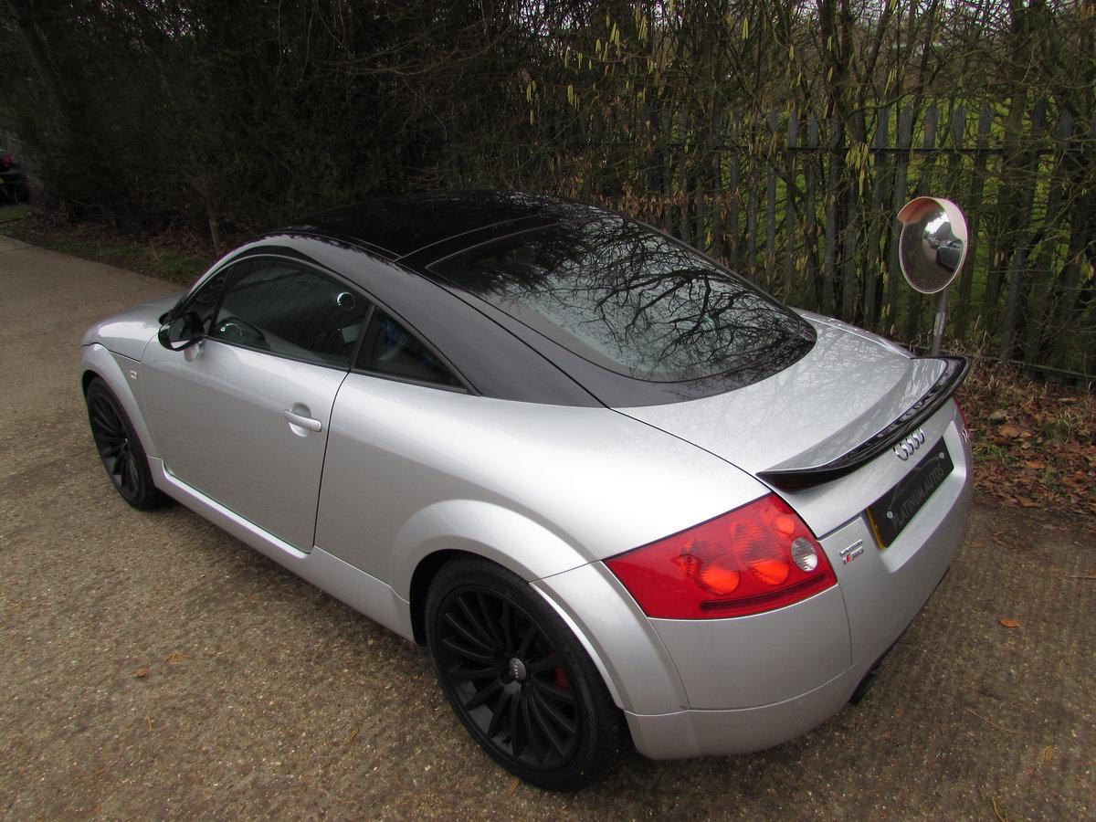 2005 Audi TT Quattro Sport Limited Edition (Recaro Bucket Seats) For Sale (picture 2 of 6)