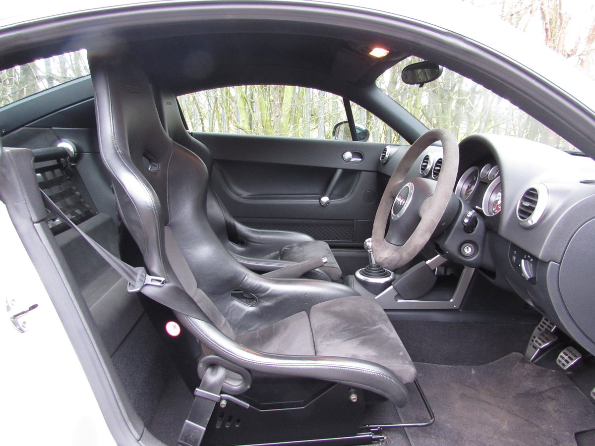 2005 Audi TT Quattro Sport Limited Edition (Recaro Bucket Seats) For Sale (picture 3 of 6)