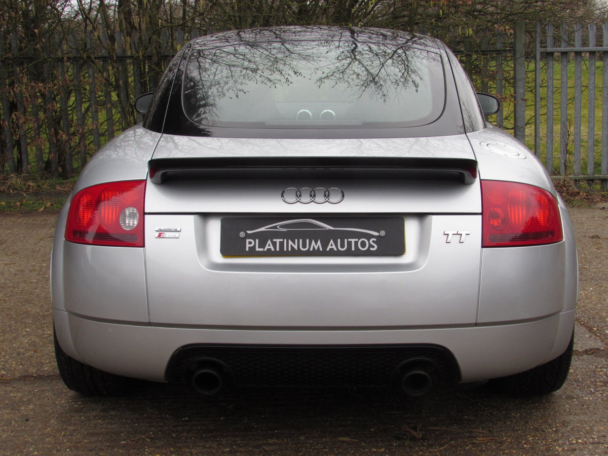 2005 Audi TT Quattro Sport Limited Edition (Recaro Bucket Seats) For Sale (picture 5 of 6)