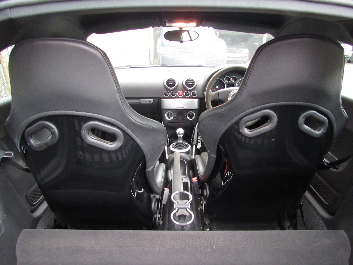 2005 Audi TT Quattro Sport Limited Edition (Recaro Bucket Seats) For Sale (picture 6 of 6)