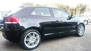0656 A3 1.6 SPORT - CHOICE OF AUDI A3's IN STOCK - PLEASE ENQUIRE