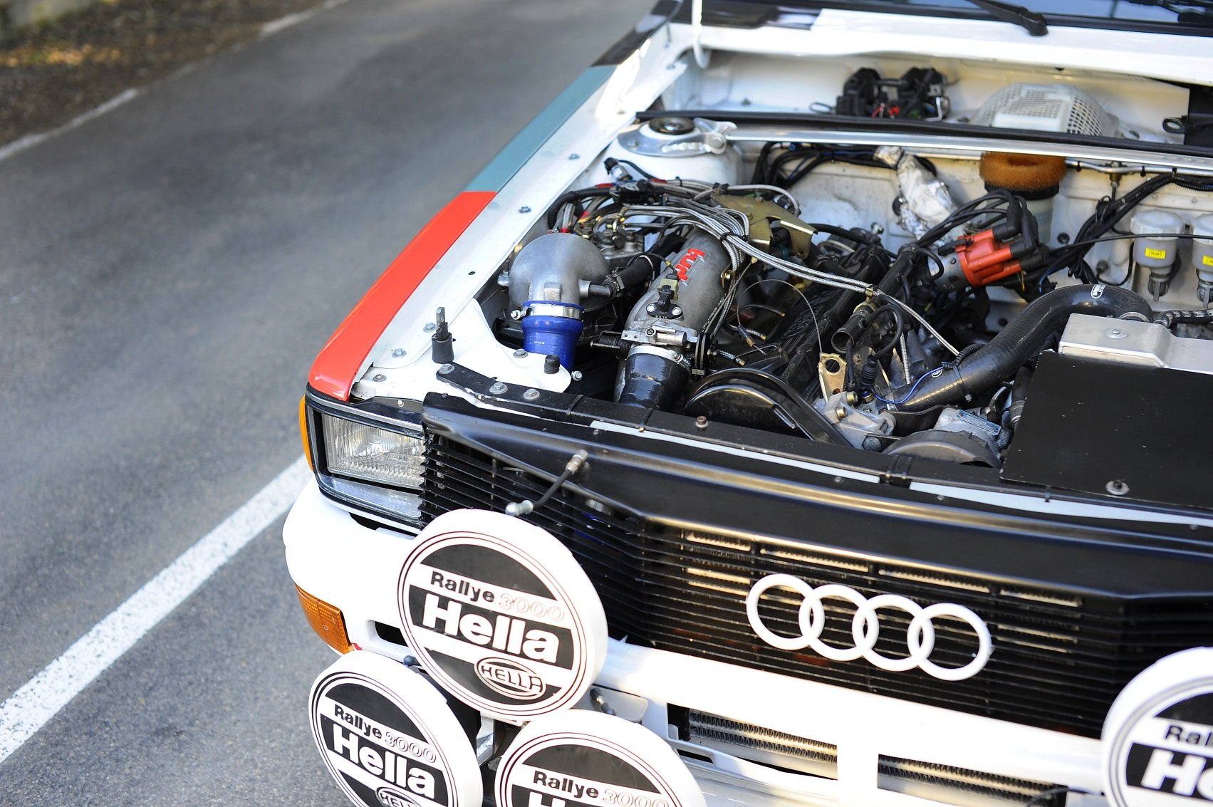 1981 – AUDI QUATTRO GR. IV / FIA For Sale by Auction (picture 5 of 5)