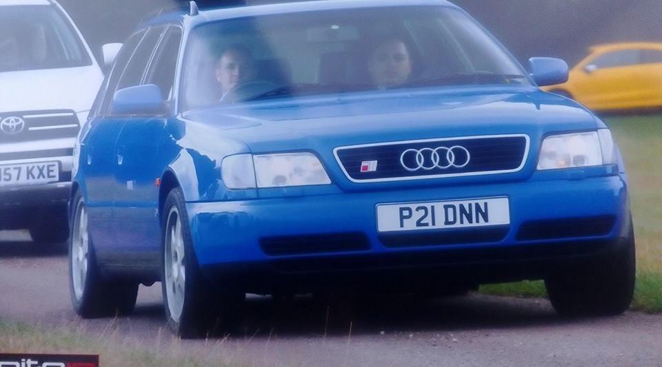 1996 Audi URS6 Avant plus spec For Sale (picture 1 of 6)