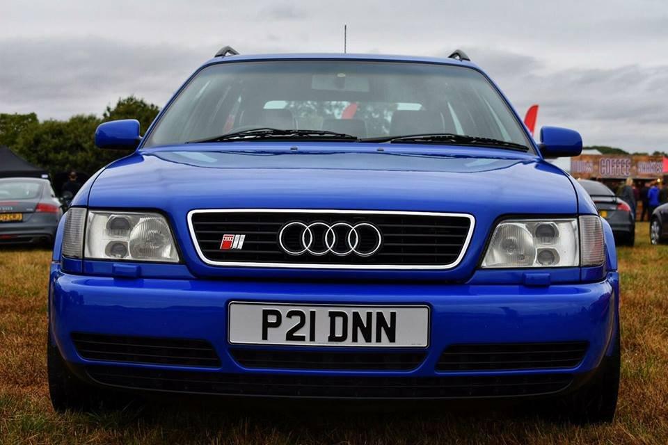 1996 Audi URS6 Avant plus spec For Sale (picture 3 of 6)