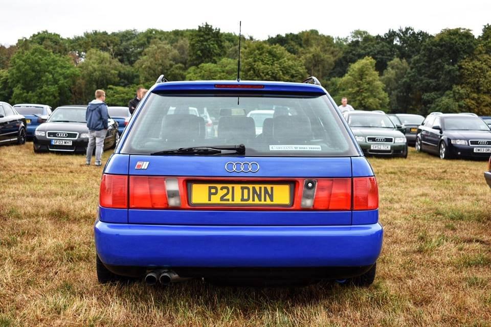 1996 Audi URS6 Avant plus spec For Sale (picture 4 of 6)