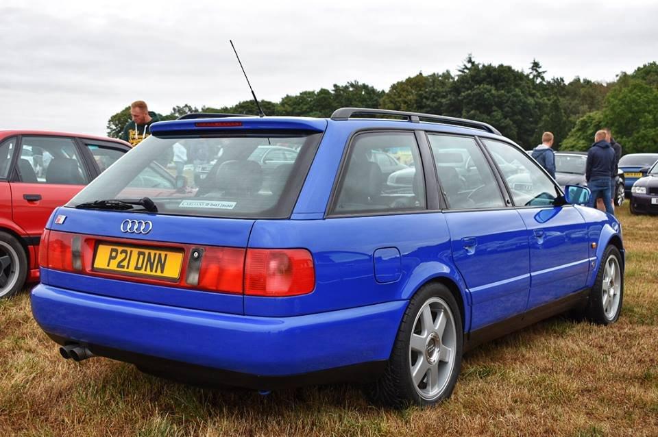 1996 Audi URS6 Avant plus spec For Sale (picture 5 of 6)