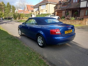 2002 The Finest 2.5TDI V6 manual 6 Speed Cabriolet Available  SOLD