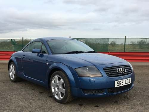 2001 Audi TT Quattro at Morris Leslie Classic Auction 25th May For Sale by Auction (picture 1 of 6)