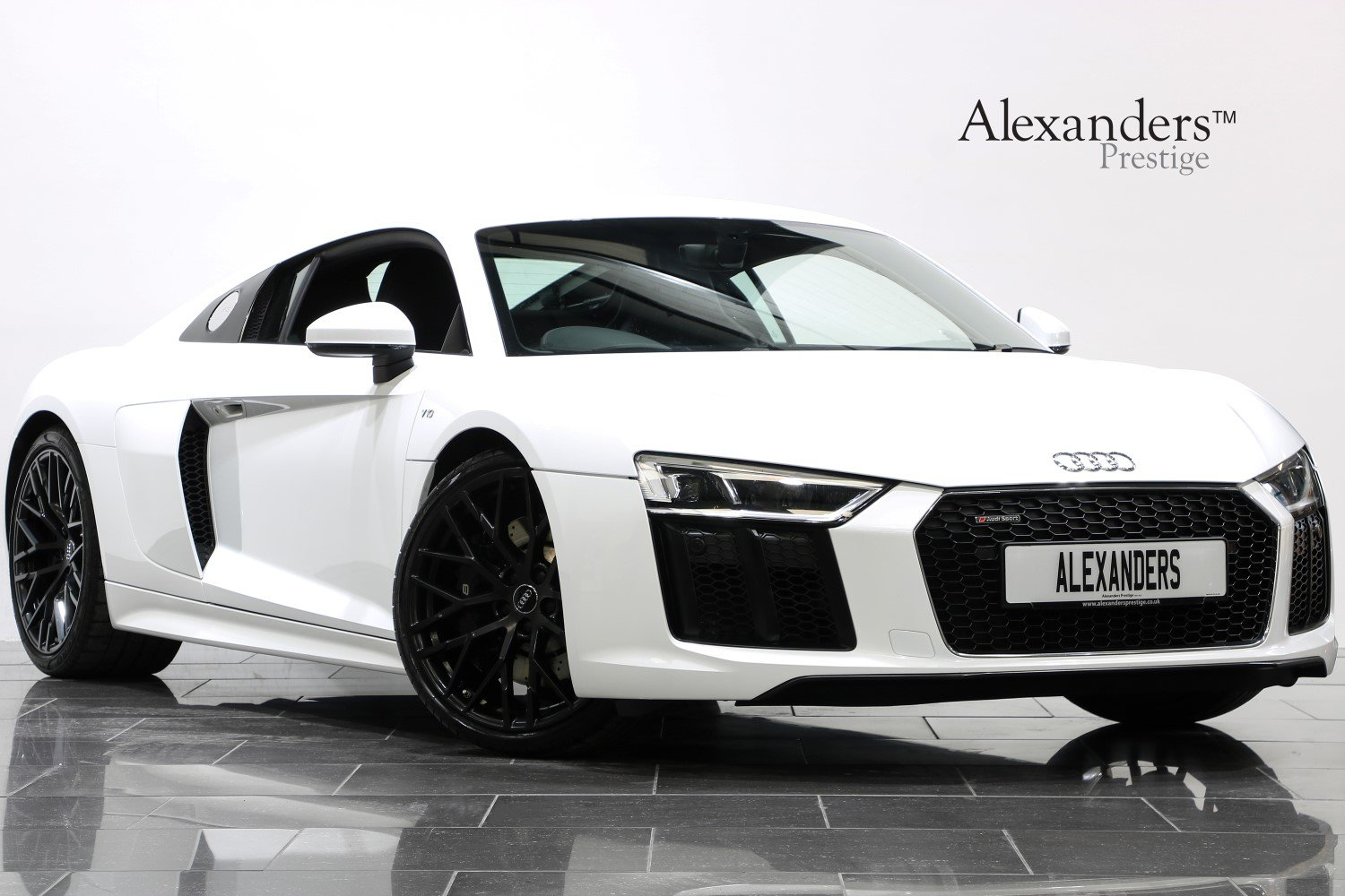 2018 68 AUDI R8 5.2 V10 RWS S TRONIC For Sale (picture 1 of 6)