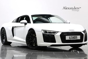 2018 68 AUDI R8 5.2 V10 RWS S TRONIC For Sale